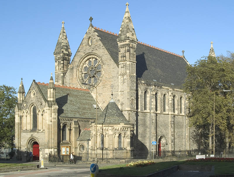 Forrestdale Research - Edinburgh's Churches: Bellevue Reformed